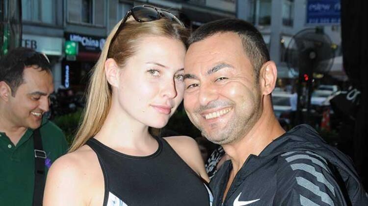 Serdar Ortaç'tan itiraf! 'İki keçi gibi inatlaştık ben boşandım' - Sayfa 1