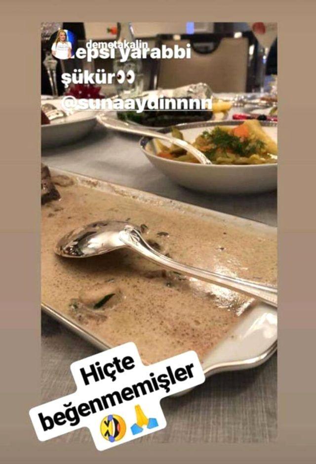 MasterChef Suna, Demet Akalın'a özel yemek yaptı! - Sayfa 4