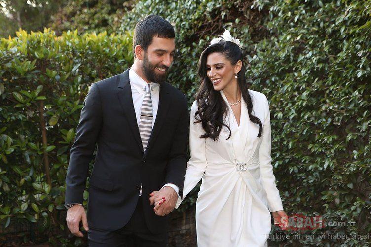 Aslıhan Doğan Arda Turan ile evliliğini anlattı! - Sayfa 1