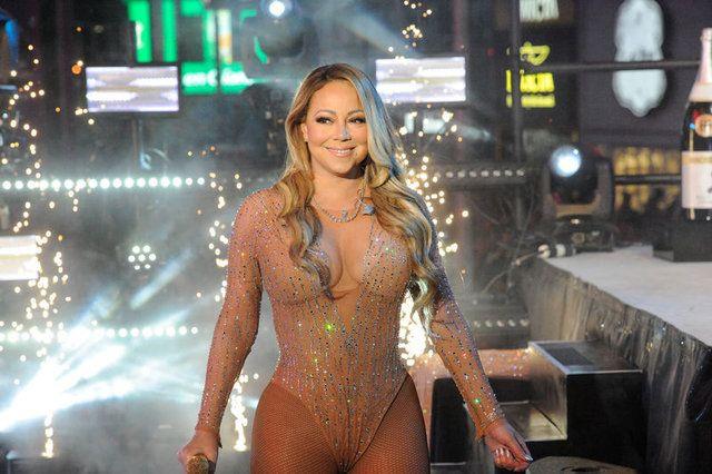 Mariah Carey'e büyük şok! Çıplak fotoğrafları paylaşıldı! - Sayfa 1