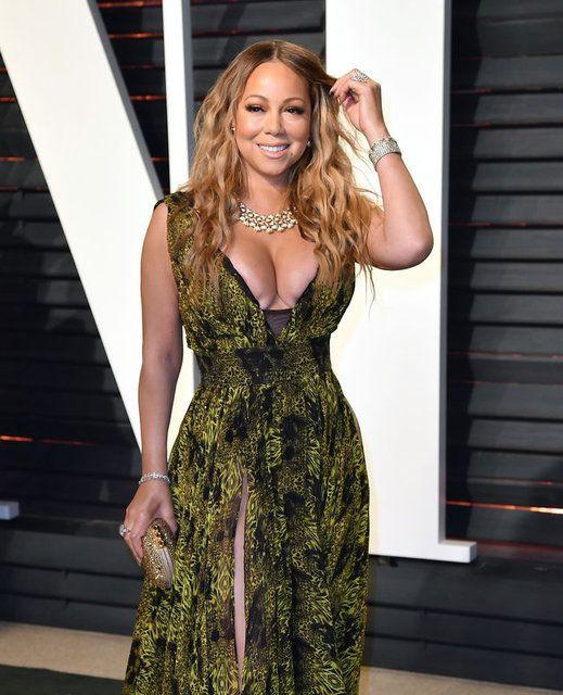 Mariah Carey'e büyük şok! Çıplak fotoğrafları paylaşıldı! - Sayfa 4