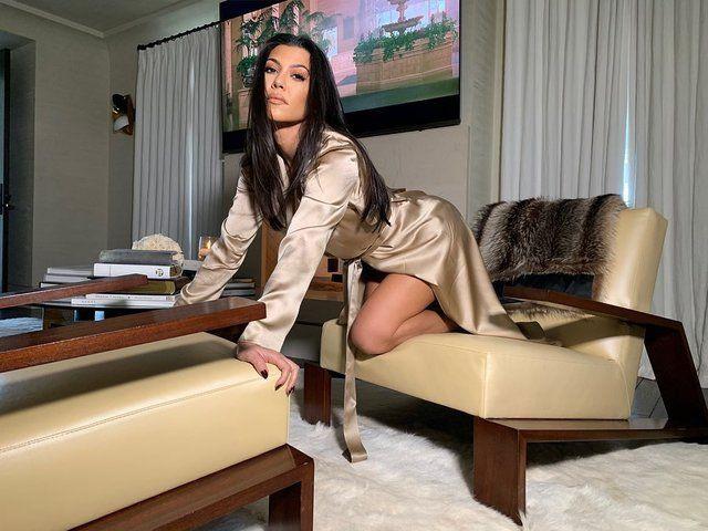 Kourtney Kardashian'ın 'Ermeni Baklavası' paylaşımı tepki çekti - Sayfa 1