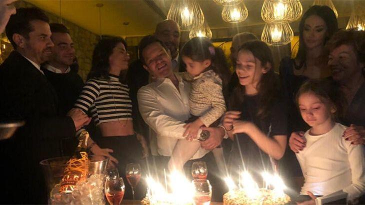 Tüm aile Ozan Doğulu için toplandı! Beren Saat'siz doğum günü kutlaması... - Sayfa 2