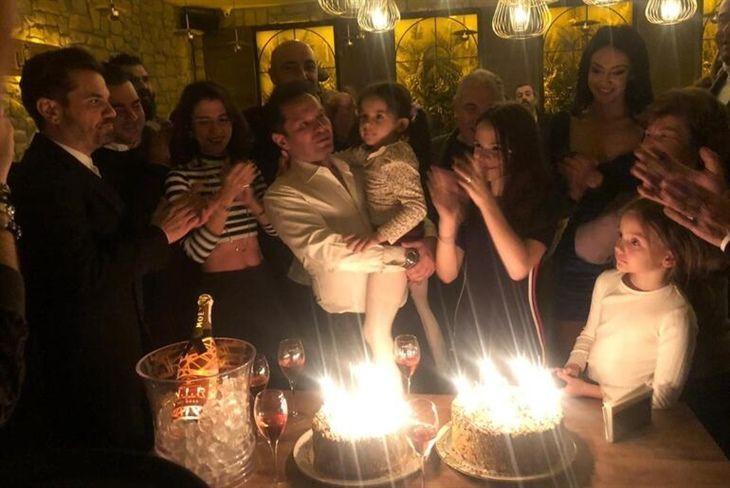 Tüm aile Ozan Doğulu için toplandı! Beren Saat'siz doğum günü kutlaması... - Sayfa 3