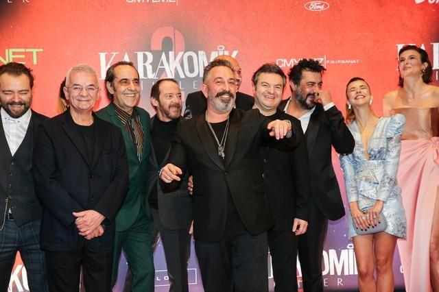 Karakomik Filmler 2'nin galası yapıldı - Sayfa 3