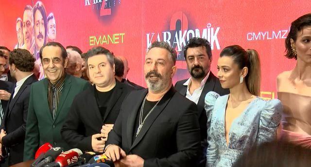 Karakomik Filmler 2'nin galası yapıldı - Sayfa 4