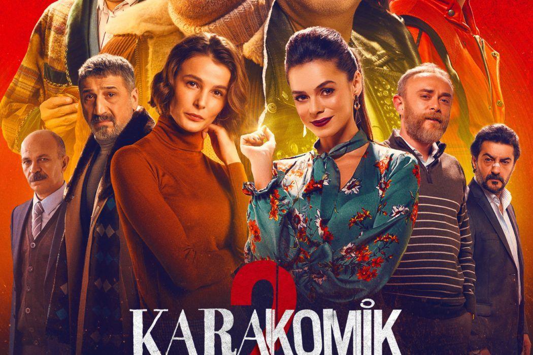 Karakomik Filmler 2'nin galası yapıldı - Sayfa 8