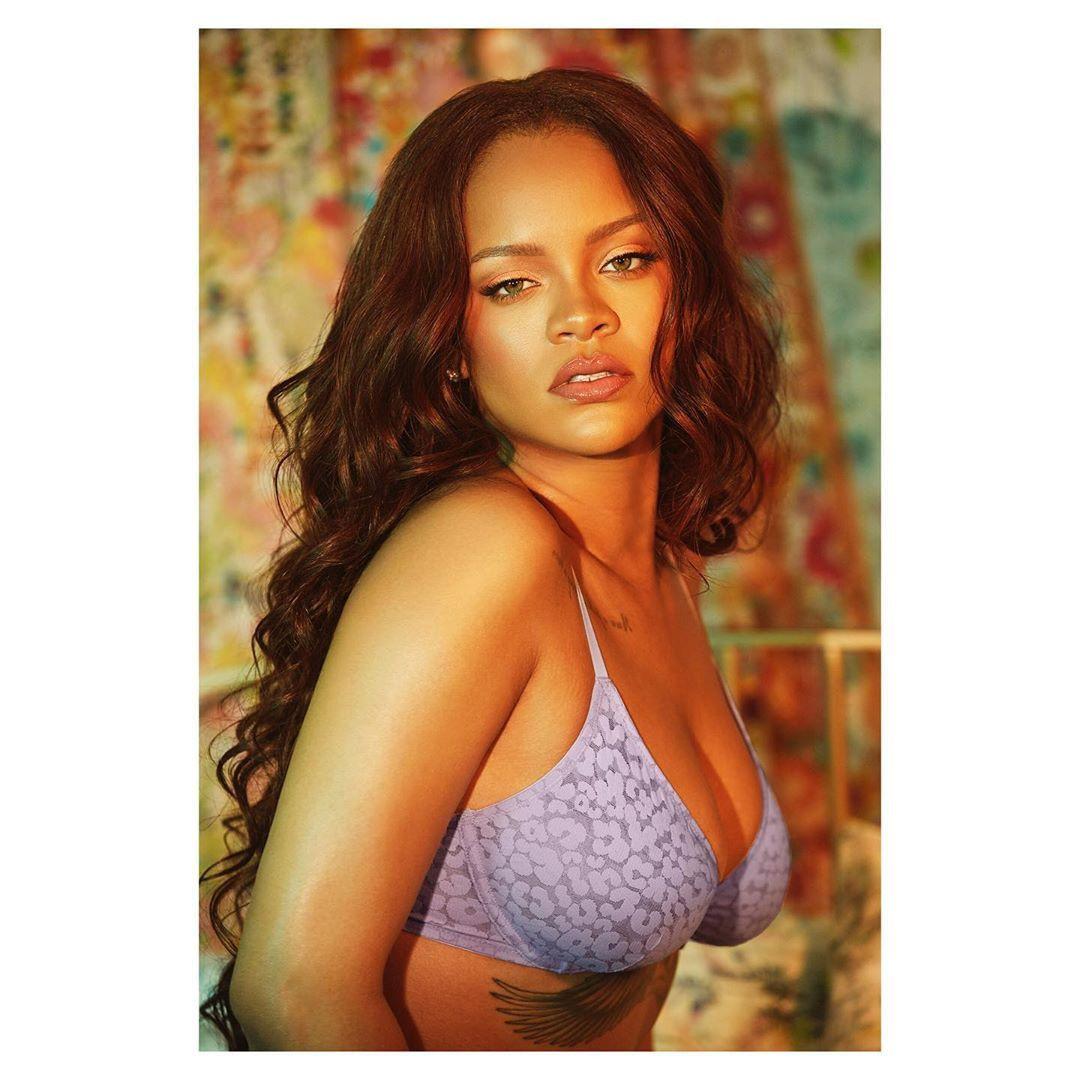 Rihanna, yeni iç çamaşırı koleksiyonunu paylaştı - Sayfa 4