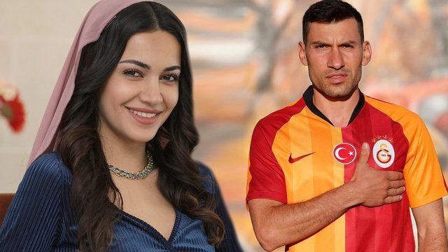 Evlilik yolunda ilk adım! Şilan Makal ile Şener Özbayraklı nişanlandı! - Sayfa 1