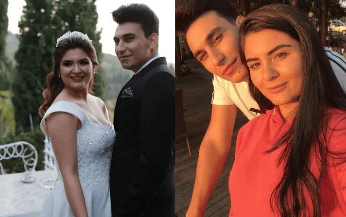 Hanife Gürdal'ın düğün fotoğrafları sosyal medyayı salladı - Sayfa 1