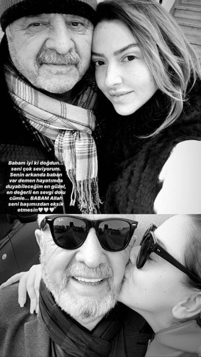 Hadise babasıyla fotoğrafını paylaştı! 'Babam iyi ki doğdun' - Sayfa 3