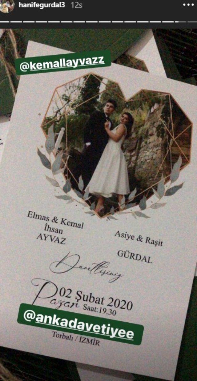 Hanife Gürdal'ın düğün fotoğrafları sosyal medyayı salladı - Sayfa 2