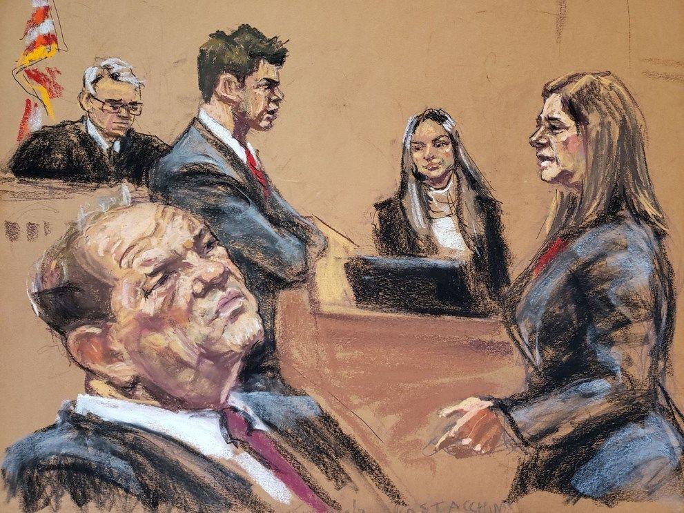 Duruşmada jüriye yapımcı Harvey Weinstein'in çıplak fotoğrafları gösterildi! - Sayfa 4