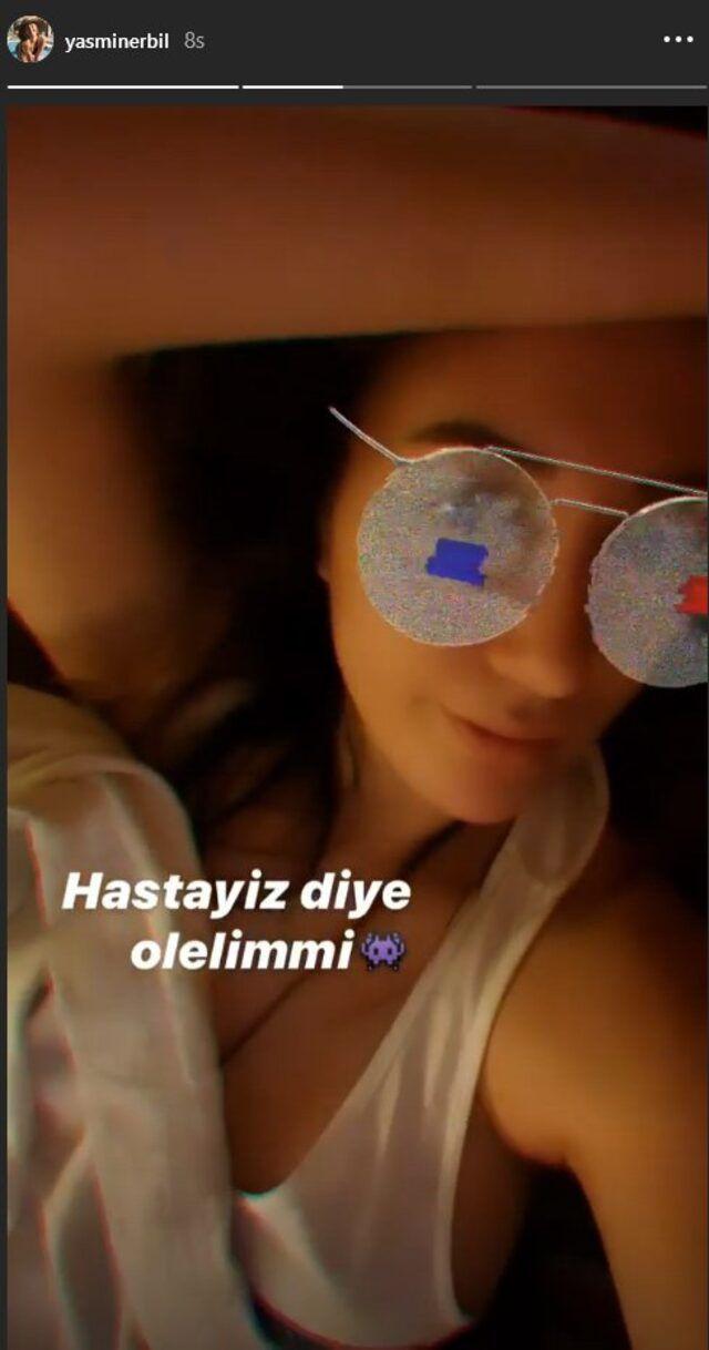 Mehmet Ali Erbil'in kızı Yasmin Erbil yataktan paylaştı! Sosyal medya sallandı! - Sayfa 3
