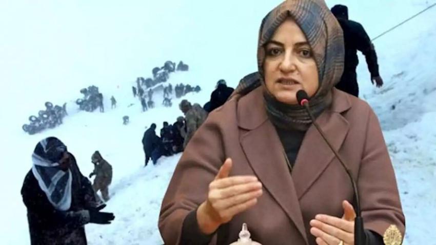 Cumhurbaşkanı Başdanışmanı Gülşen Orhan'dan Aydemir'in iddialara cevap!