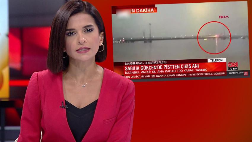 Eleştirmeye başladı, CNN Türk'ten sansürü yedi!