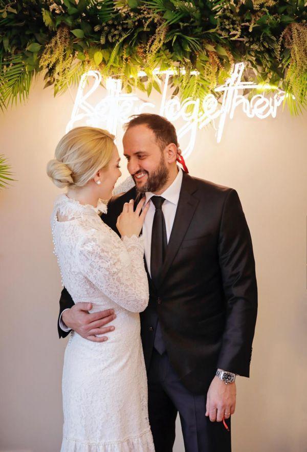 Ünlü ekran yüzünden evliliğe ilk adım! Yüzükler takıldı! - Sayfa 4