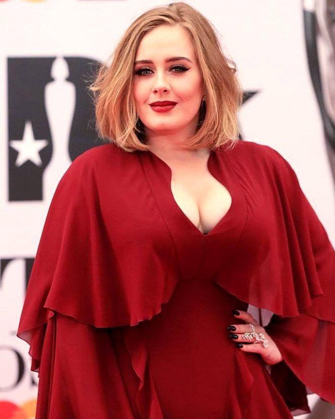 Kilolu halleriyle hafızalara kazınan Adele, eridi bitti! Son halini gören tanıyamıyor - Sayfa 1