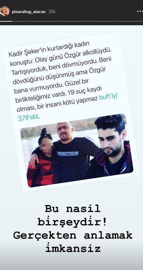 Çelişkili ifade veren Ayşe D'ye Pınar Altuğ ve Deniz Akkaya'dan sert tepki! - Sayfa 6