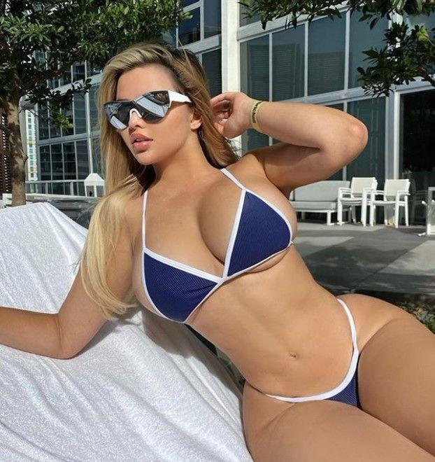 Rus 'Kardashian'dan olay pozlar! - Sayfa 1