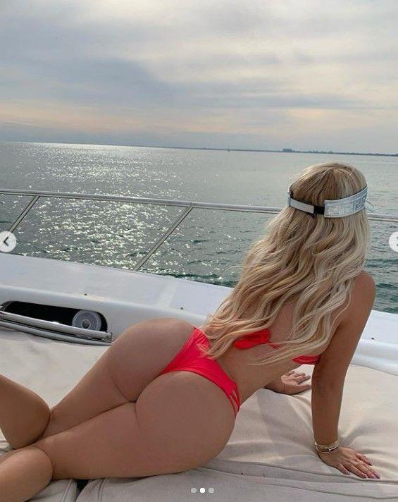 Rus 'Kardashian'dan olay pozlar! - Sayfa 21