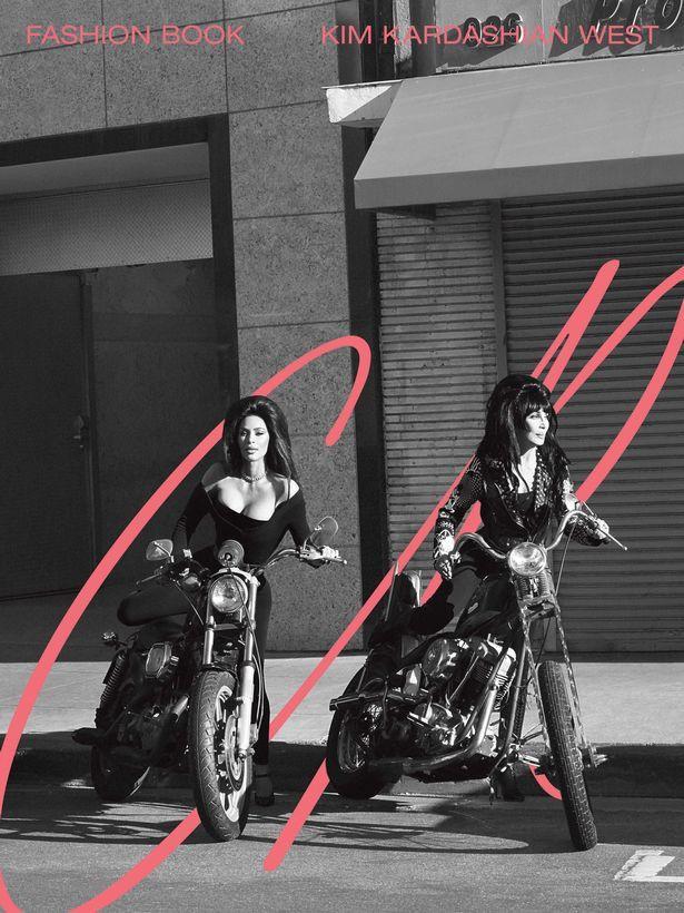 Kim Kardashian, Cher ve Naomi Campbell'den büyüleyen fotoğraflar! - Sayfa 3