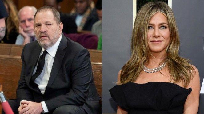 Sapık yapımcı Weinstein'dan Aniston'a şok tehdit: Öldürülmesi gerek - Sayfa 4