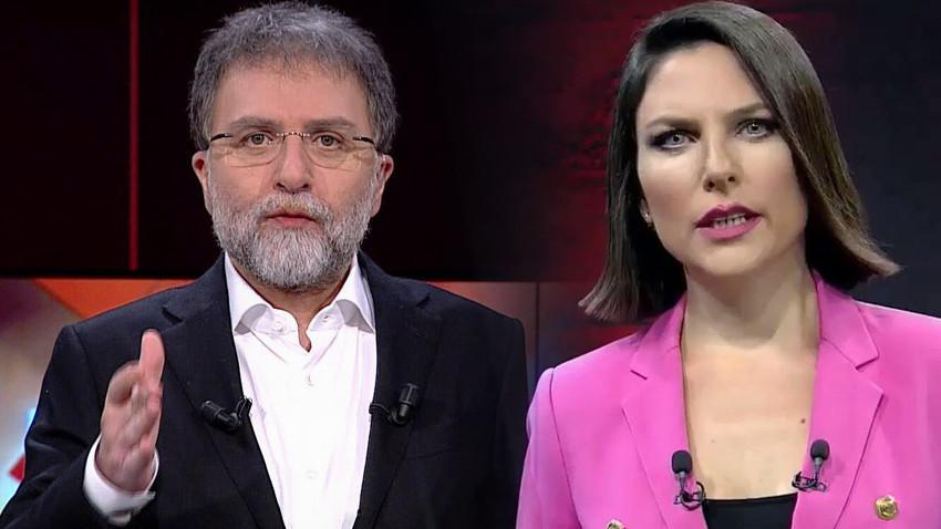 Ahmet Hakan'dan Ece Üner'e sert tepki!