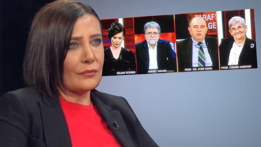 Sevilay Yılman'dan CNN Türk'e konuk tepkisi: Bu iş iyice zıvanadan çıktı!