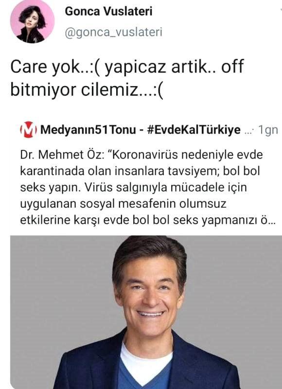 Mehmet Öz'ün 'bol bol seks yapın' tavsiyesine Gonca Vuslateri'nden olay cevap! - Sayfa 4
