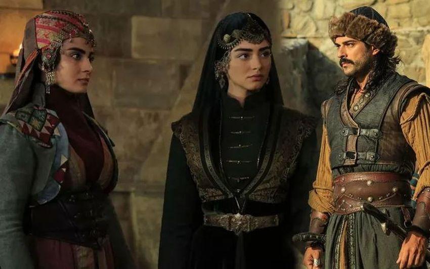 Kuruluş Osman'ın yıldızı gizlice evlendi! - Sayfa 1