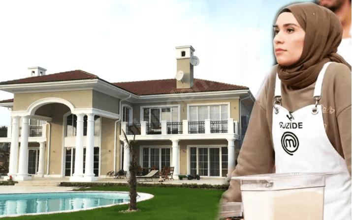 MasterChef Güzide Mertcan'ın yeni evine bakın! 7 milyonluk villasını satmıştı! - Sayfa 1