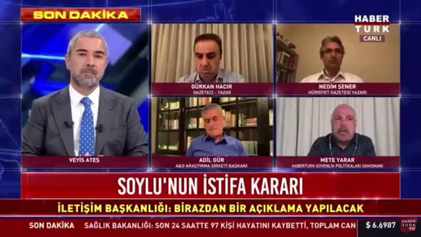 Fatih Altaylı Habertürk'teki yellenme olayını yazdı: Hala gülüyorum