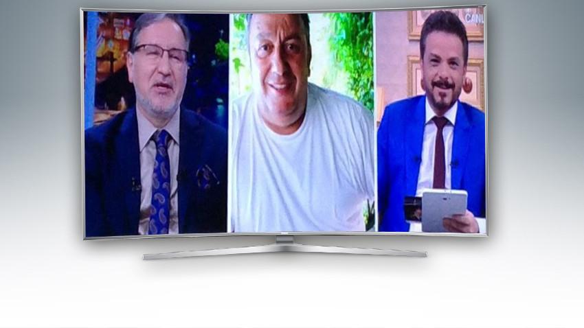 İsmail Türüt'ten Ramazan programında CHP'ye ağır hakaretler!