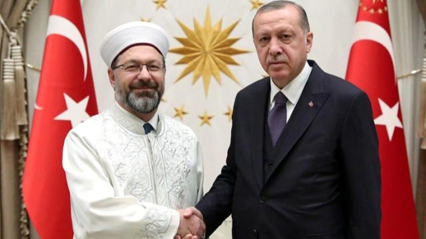 Cumhurbaşkanı Erdoğan Diyanet'e sahip çıktı! Ankara Barosu haddini bilecek!