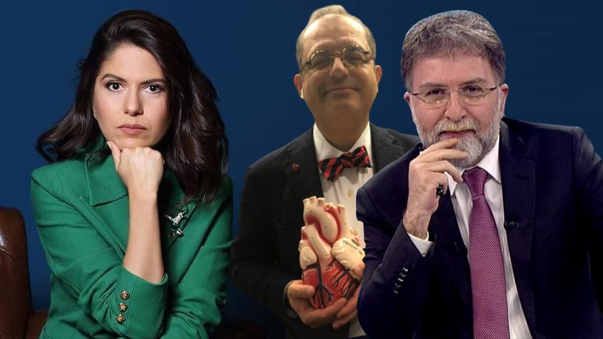 Ahmet Hakan'ın ekranı açtığı ünlü profesörü yengesi bombaladı: Şöhret budalası, müptezel!