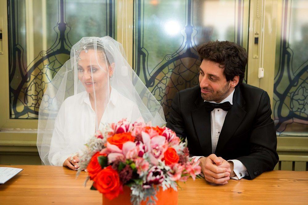 Koronavirüs engel olamadı; evlendi! İşte maskeli nikah fotoğrafı... - Sayfa 2