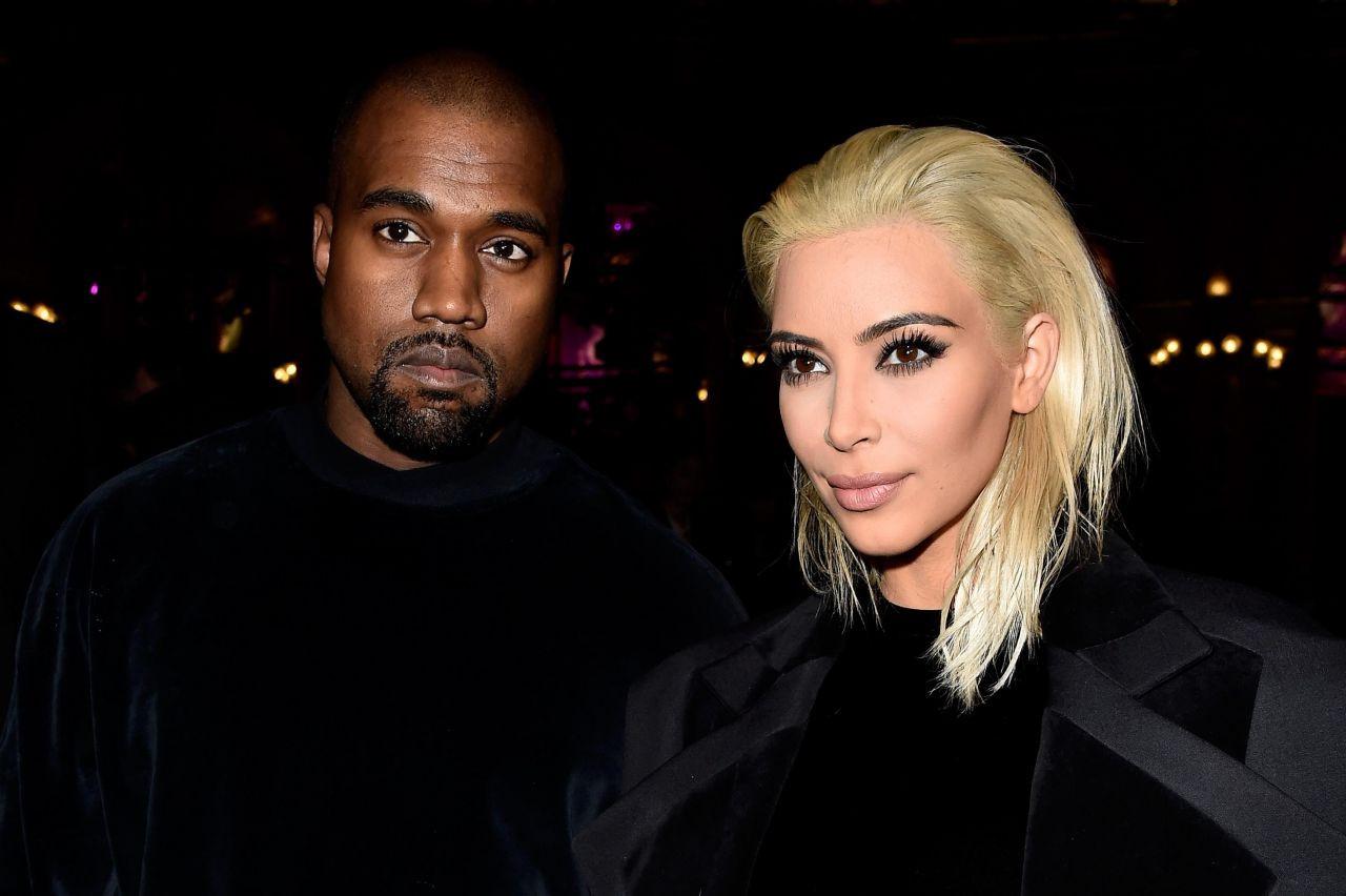 Bomba iddia! Kim Kardashian ve Kanye West boşanıyor - Sayfa 1