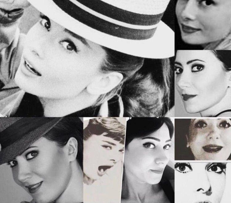 Türk şarkıcının Audrey Hepburn benzerliği! - Sayfa 4
