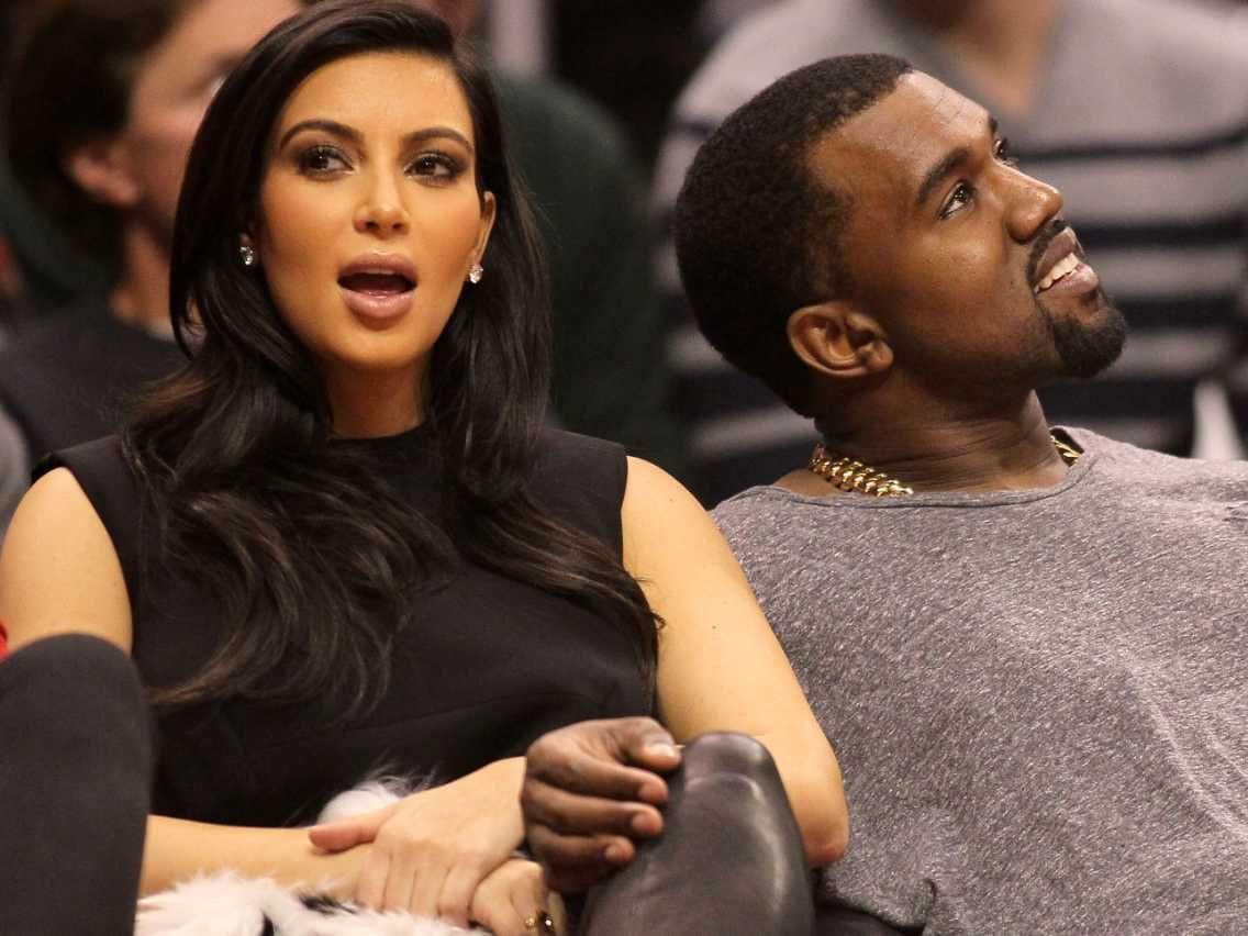 Bomba iddia! Kim Kardashian ve Kanye West boşanıyor - Sayfa 2