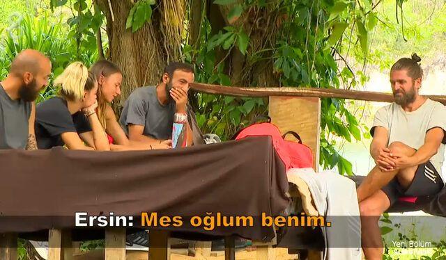 Survivor'da Ersin Korkut'tan adaya duygusal veda! - Sayfa 2