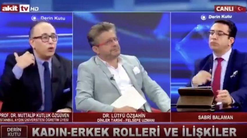 Akit TV'de 12-17 yaş kız çocukları için skandal ifadeler! 'Mükemmel bir vücutları var'
