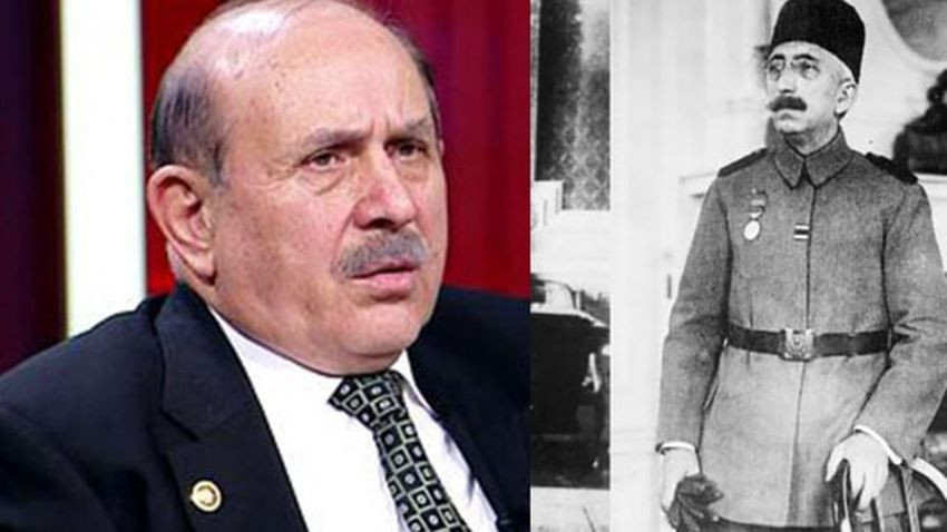 Burhan Kuzu 19 Mayıs mesajında Atatürk yerine Vahdettin'i andı