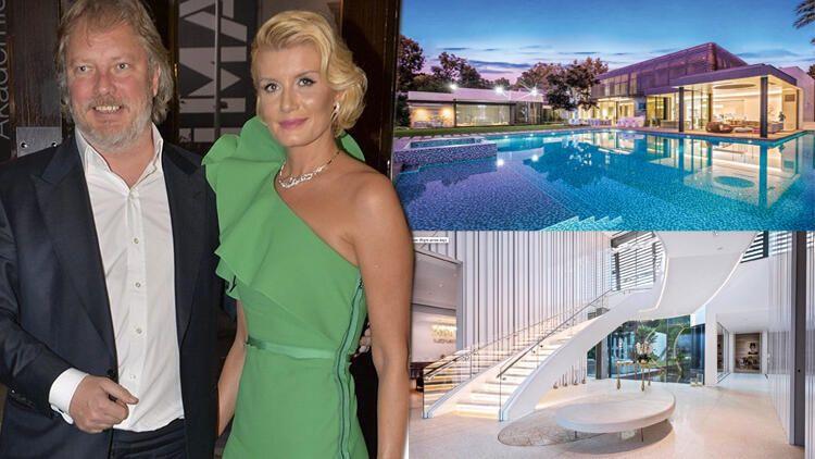Adnan Şen'in evi 75 milyon dolara satışta! - Sayfa 1