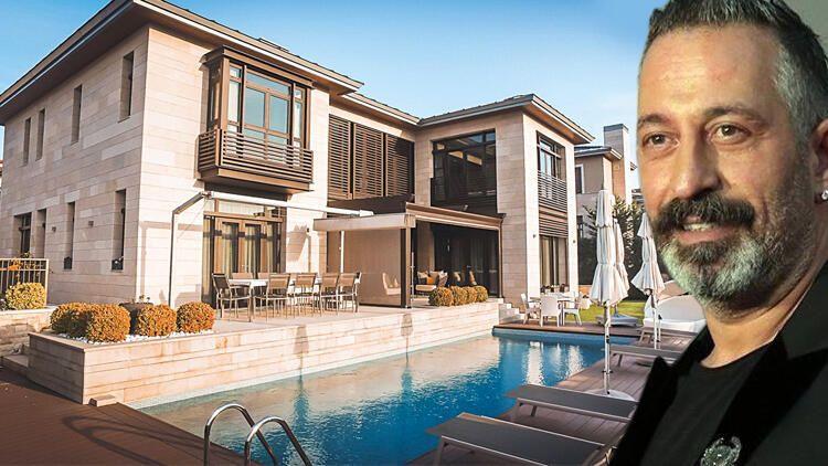 Cem Yılmaz villasını 2 milyon dolara satışa çıkardı - Sayfa 1
