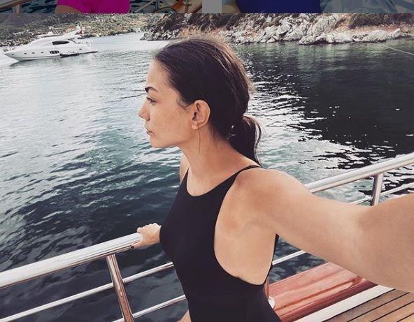 Demet Özdemir'in tekne pozları mest etti! - Sayfa 4