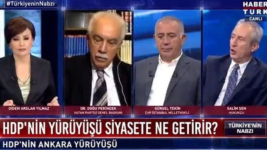 HDP'lilerin neden ekrana çıkarılmadığına 'açıklama': Özel sektör tercihi!