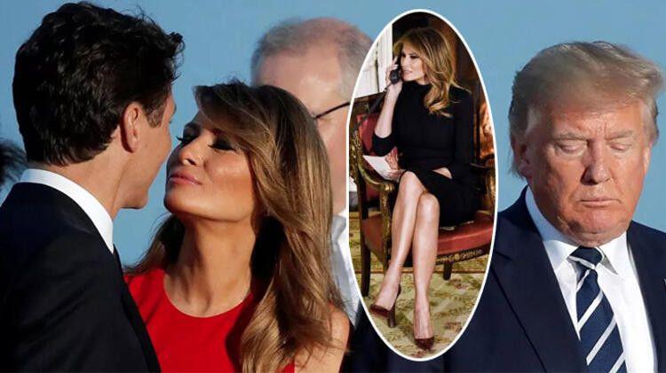 Melania Trump'tan ABD Başkanı Trump'ın cinsel organı hakkında flaş yorum - Sayfa 4