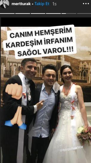 Oyuncu Mert Turak ile Birgül Kurtçu evlendi - Sayfa 4