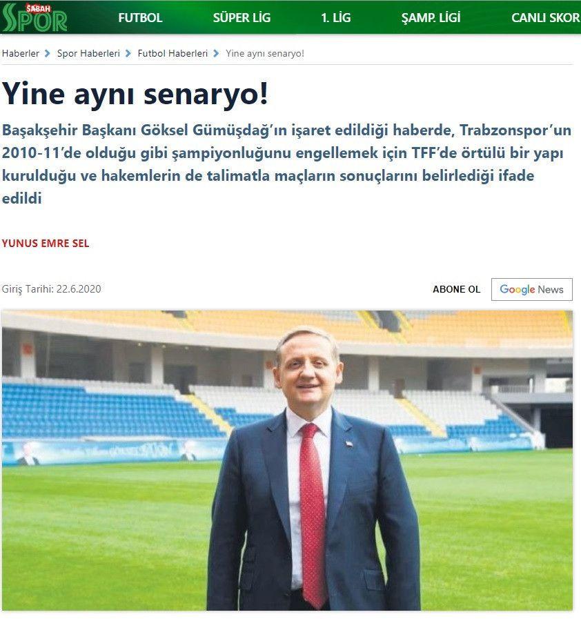 Turkuvaz Medya Erdoğan'ın akrabası Gümüşdağ'a karşı - Sayfa 3